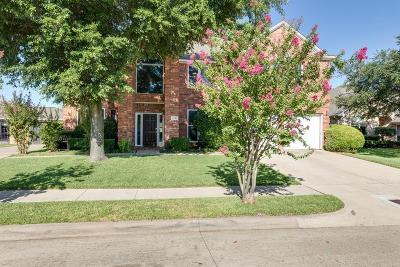Fort Worth Single Family Home For Sale: 8121 Union Lake Drive