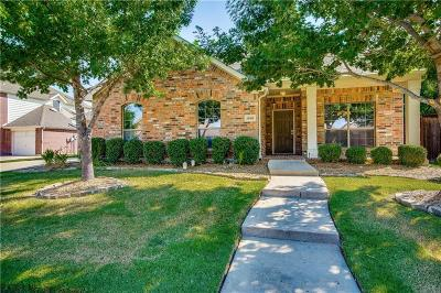 Forney Single Family Home For Sale: 1021 Pheasant Lane