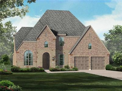 Prosper Single Family Home For Sale: 1031 Brookfield Drive
