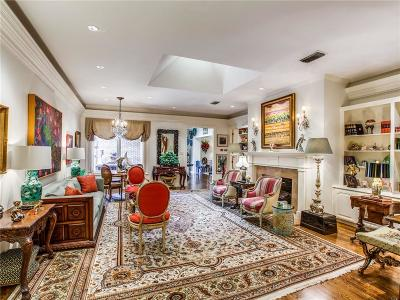 Fort Worth Single Family Home For Sale: 1612 Tremont Avenue