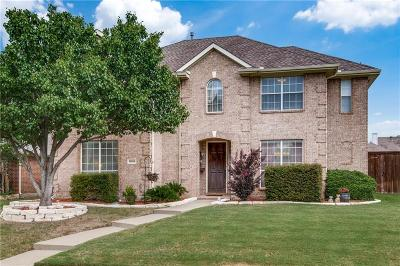 Frisco Single Family Home For Sale: 10508 Stone Falls Lane