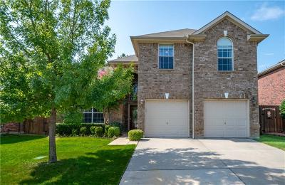Euless Single Family Home Active Option Contract: 1901 Sharpsbury Drive