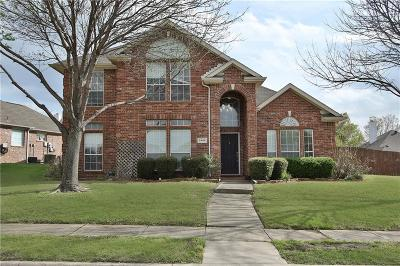 Carrollton Single Family Home Active Option Contract: 2444 Greenwich Drive