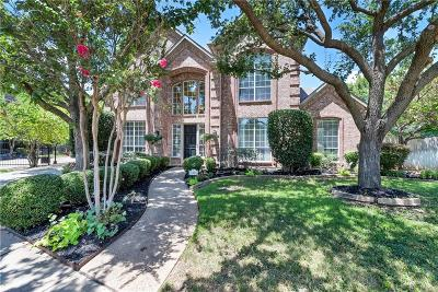 Southlake Single Family Home For Sale: 1406 Mayfair Place