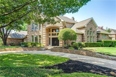 Colleyville Single Family Home For Sale: 4313 Pembrooke Parkway N