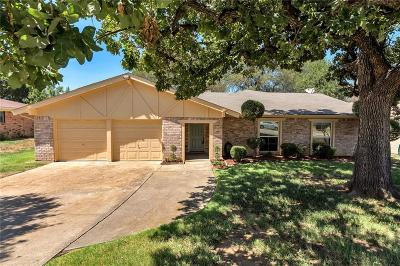 North Richland Hills Single Family Home For Sale: 8405 Main Street