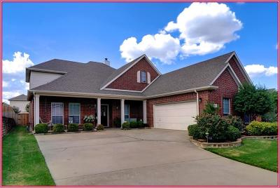 Fort Worth Single Family Home Active Option Contract: 3805 Lankford Trail