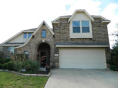 Burleson Single Family Home For Sale: 811 Silverthorne Drive