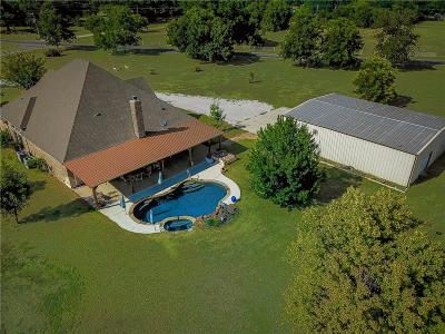 Springtown Single Family Home For Sale: 103 Fossil Court