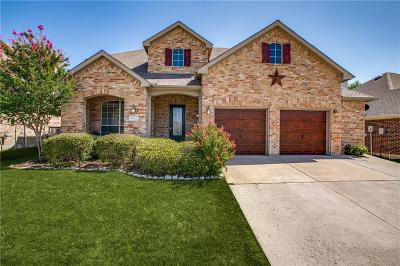 Sachse Single Family Home For Sale: 6212 Meadowcrest Lane
