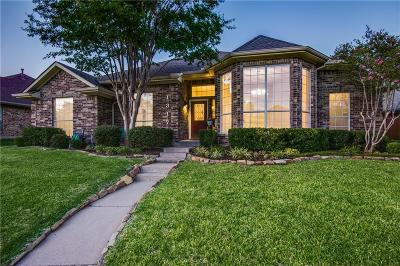 Carrollton Single Family Home For Sale: 1317 Savoy Drive