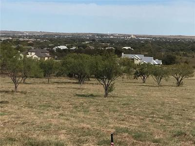 Aledo Residential Lots & Land For Sale: Angelina Dr/Rustic View Lane