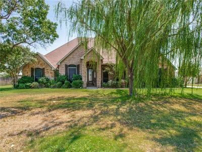 Haslet Single Family Home For Sale: 13200 Taylor Frances Lane
