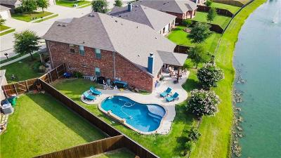 Prosper Single Family Home Active Option Contract: 1030 Barrington Drive