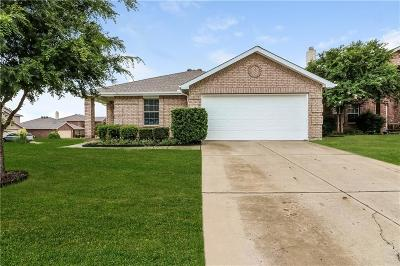 Little Elm Single Family Home For Sale: 1472 Waterford Drive
