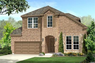 Denton Single Family Home For Sale: 2208 Moonsail