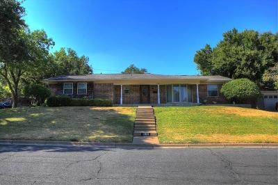 North Richland Hills Single Family Home Active Option Contract: 5901 N Hills Drive