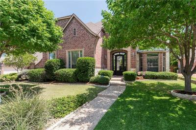 Keller Single Family Home For Sale: 807 Sandy Trail