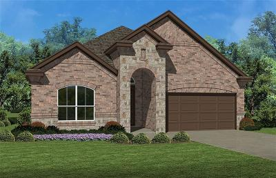 Denton Single Family Home For Sale: 3920 Ranchman Boulevard