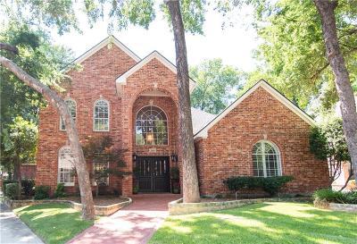 Mckinney Single Family Home For Sale: 2910 Green Tree