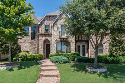 Allen Single Family Home Active Contingent: 1046 Hot Springs Drive