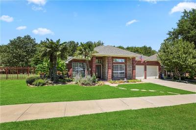McKinney Single Family Home Active Option Contract: 501 N Village Drive