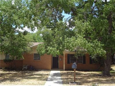 Hurst Single Family Home For Sale: 1001 Mary Drive