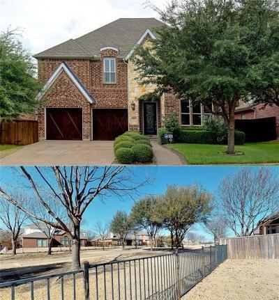 Frisco Single Family Home For Sale: 5967 Hidden Creek Lane