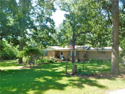 Sherman Single Family Home For Sale: 7012 State Hwy 56
