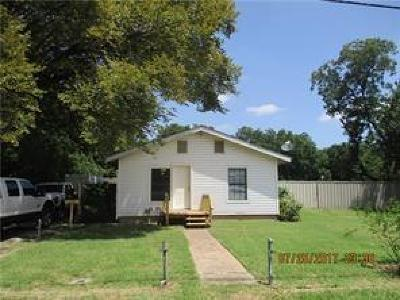 Haltom City Residential Lease For Lease: 4005 Kearby Street