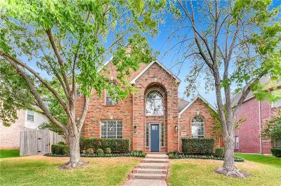 Plano Single Family Home For Sale: 3600 Spring Mountain Drive