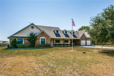 Aubrey Single Family Home For Sale: 4789 Red Oak Circle