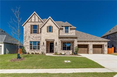 Flower Mound Single Family Home For Sale: 11608 Little Elm Creek Road