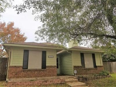 Mesquite Single Family Home For Sale: 1427 Smokehouse Street