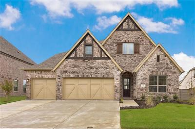 Little Elm Single Family Home For Sale: 712 Dusty Trail