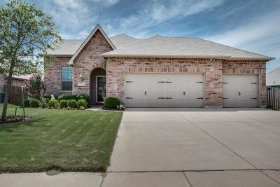 Forney Single Family Home For Sale: 507 Madrone Trail