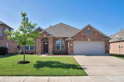 Fort Worth Single Family Home For Sale: 4045 Dellman Drive
