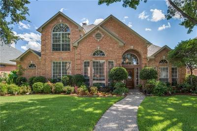 Plano Single Family Home Active Contingent: 4404 Brady Drive