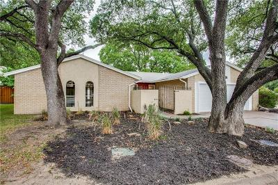 Single Family Home For Sale: 15605 Overmead Circle