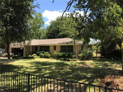 Princeton Single Family Home For Sale: 2190 County Road 463