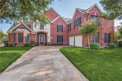 Flower Mound Single Family Home For Sale: 1901 Longfellow Lane