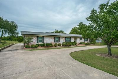 Sachse Single Family Home Active Option Contract: 4909 Sachse Road