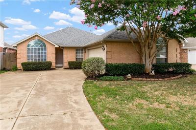 Keller TX Single Family Home For Sale: $265,000