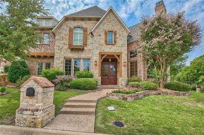 Mckinney Single Family Home For Sale: 2109 Valcour Bay