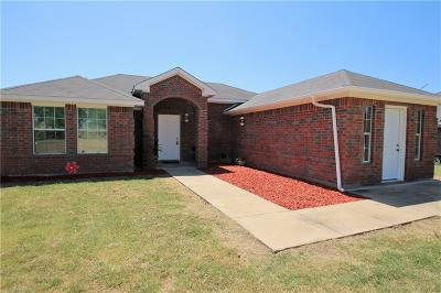 Terrell Single Family Home Active Option Contract: 13268 County Road 236