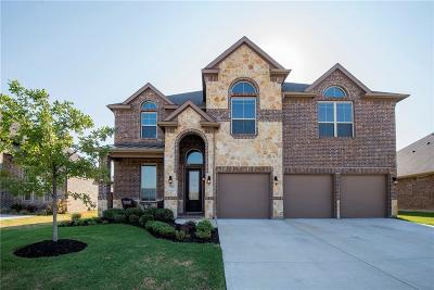 Grand Prairie Single Family Home Active Option Contract: 7524 Tahoe Drive