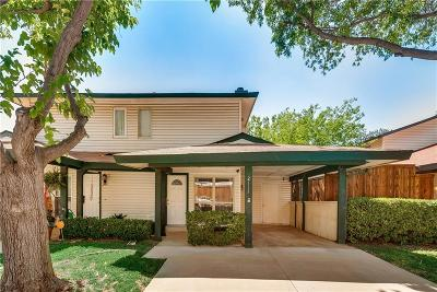 Carrollton Townhouse For Sale: 2111 Via Catalina