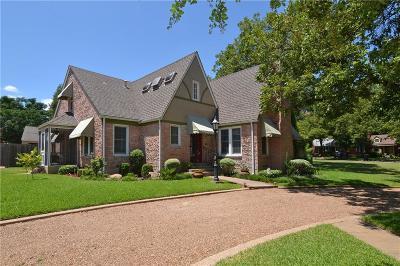 Single Family Home For Sale: 1215 Oak Cliff Boulevard