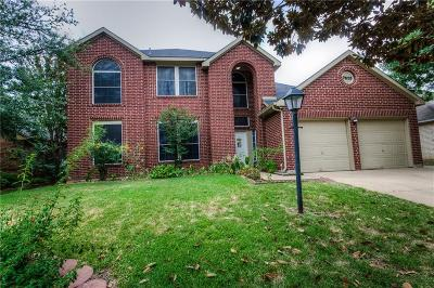 Fort Worth Single Family Home For Sale: 7625 Blossom Drive