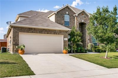 Fort Worth Single Family Home For Sale: 1620 Suncatcher Way